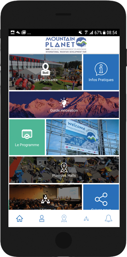 Le guide de l 39 innovation mountain planet for Salon de l innovation technologique